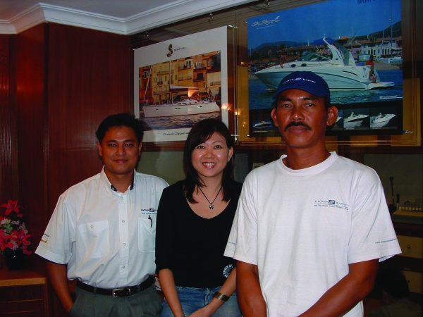 1995 Port Dickson office