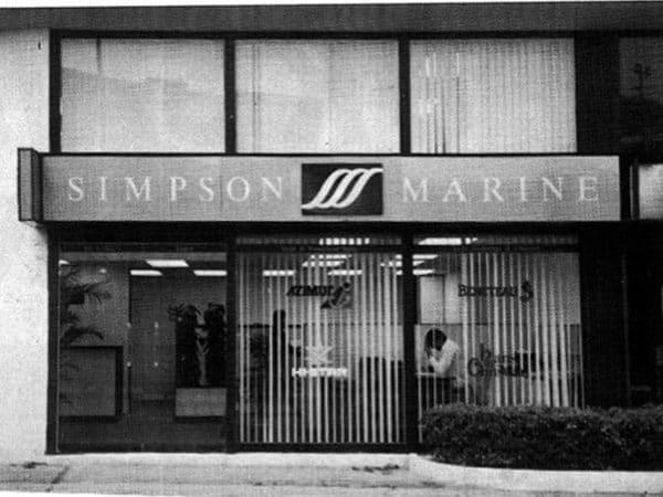 P6 1987 First Simpson Marine
