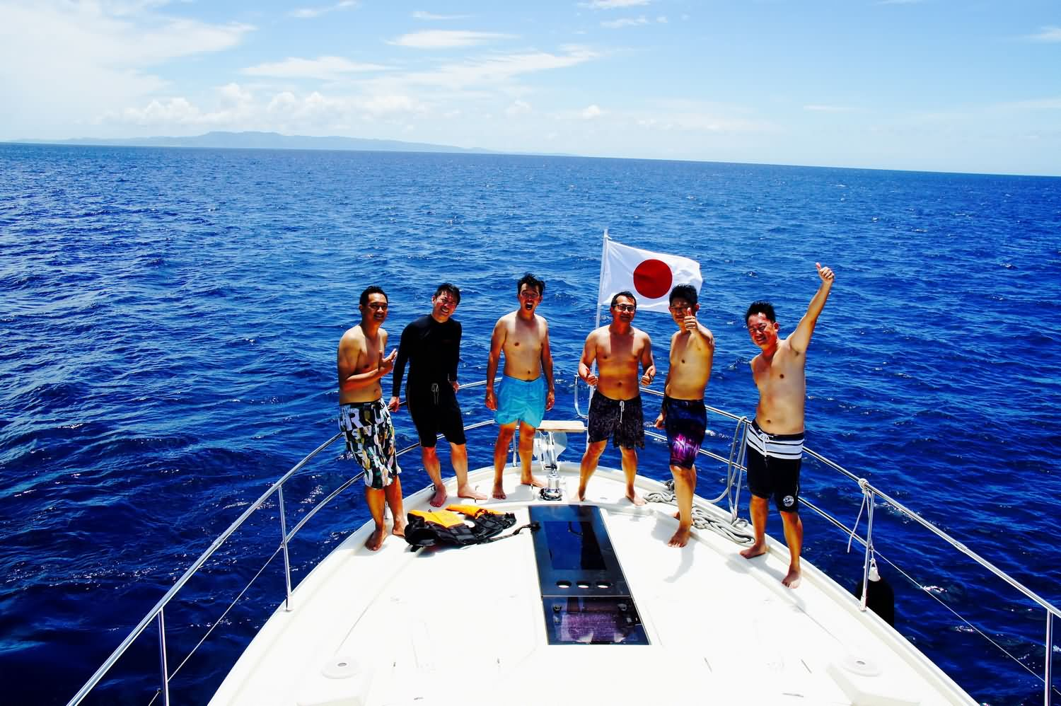 monte carlo 5 on a journey from taiwan to okinawa  japan