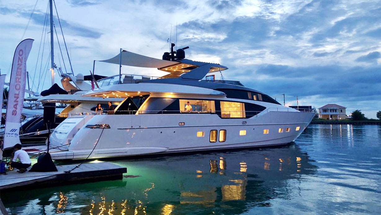Successful Malaysia Premiere For Sanlorenzo SL86