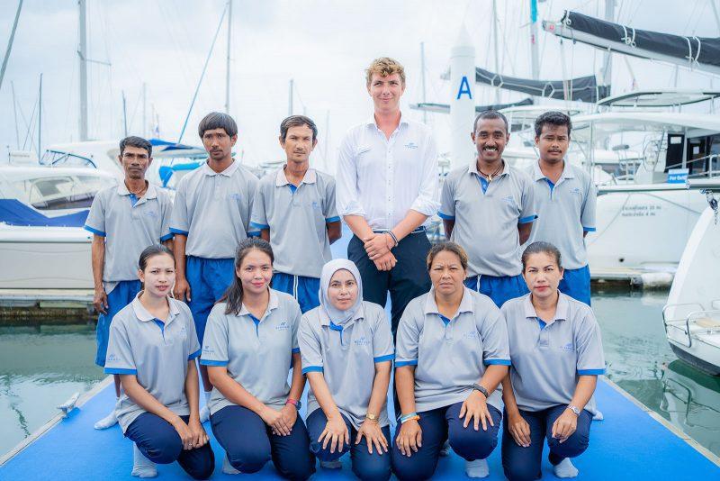 Thailand Service Team