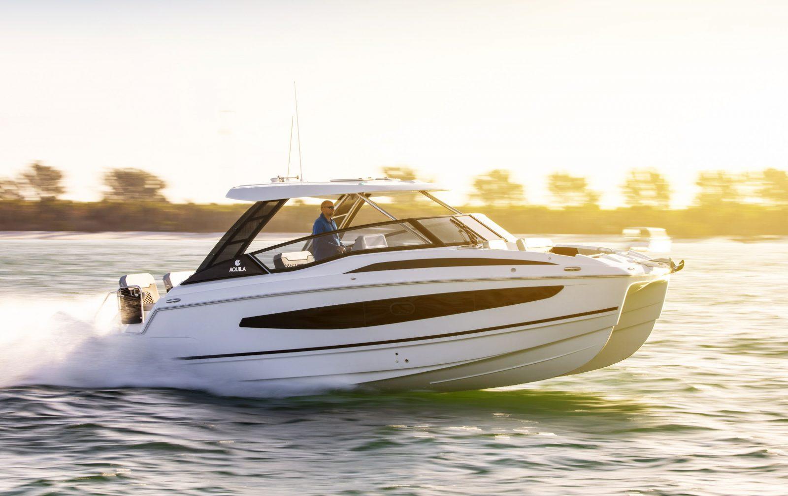 Simpson Marine - Aquila 32S