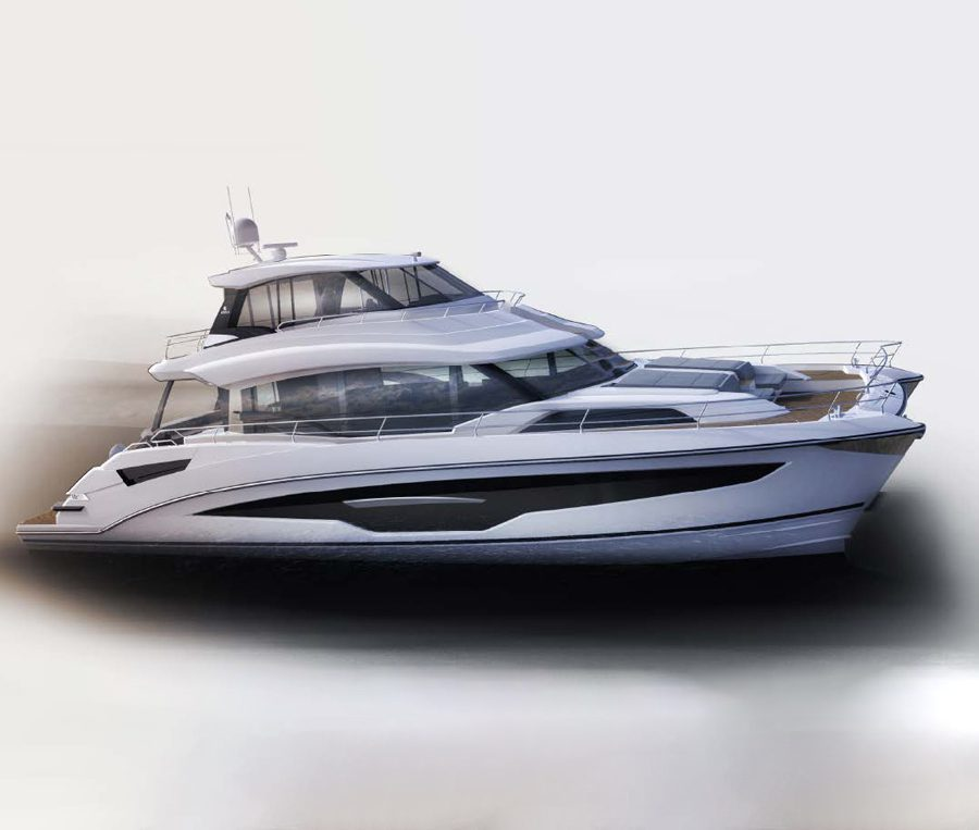 Simpson Marine - Aquila 70