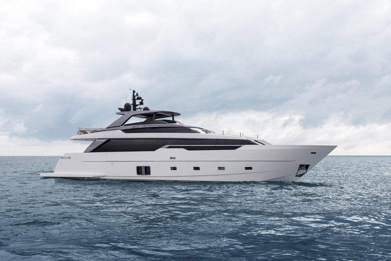 Simpson Marine - SL96 Asymmetric