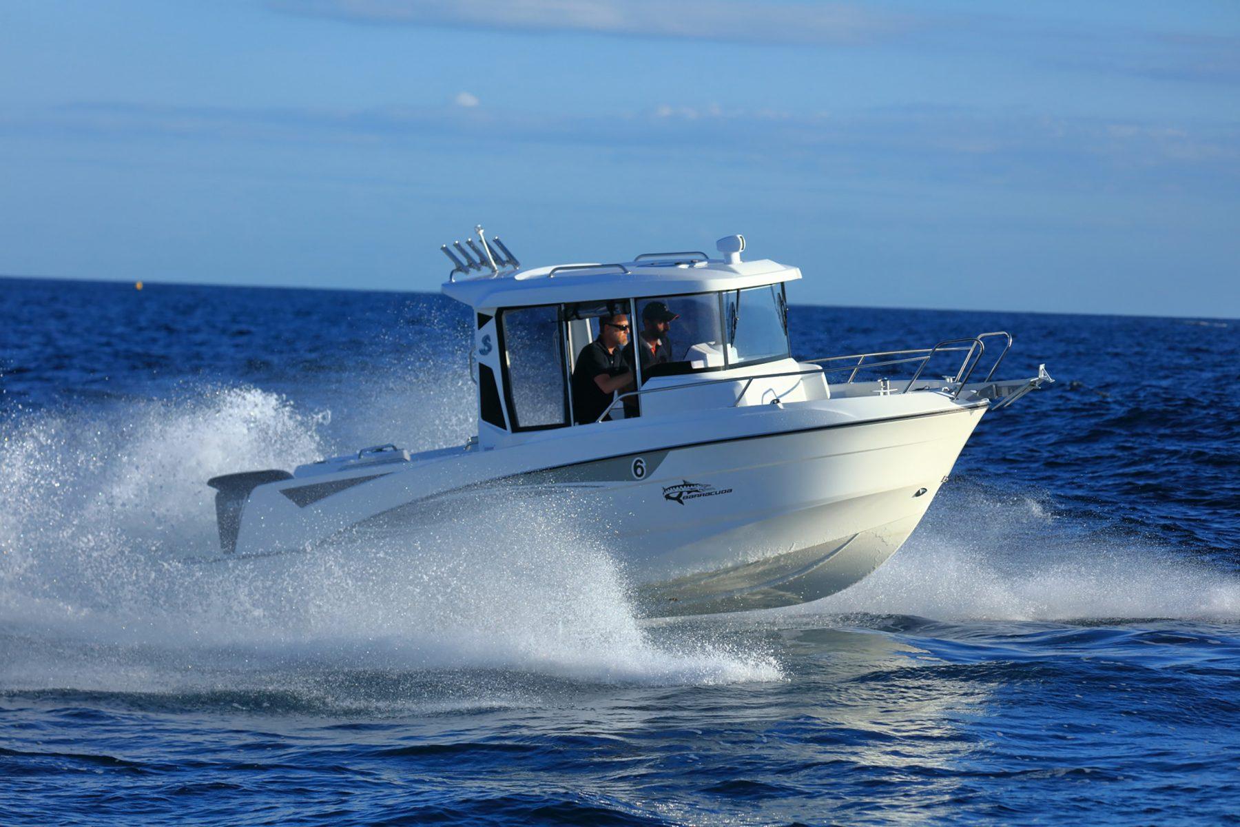 Simpson Marine - 巴拉可达6