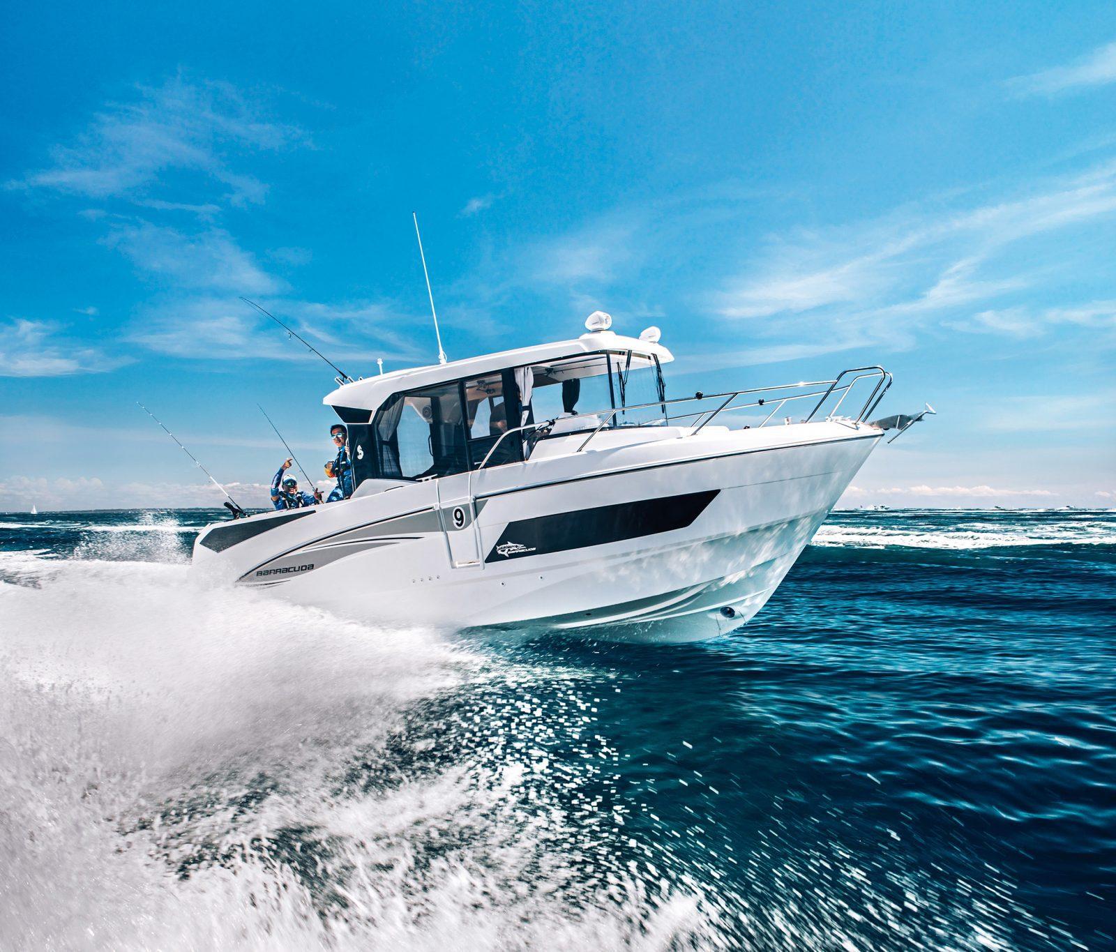 Simpson Marine - Barracuda 9