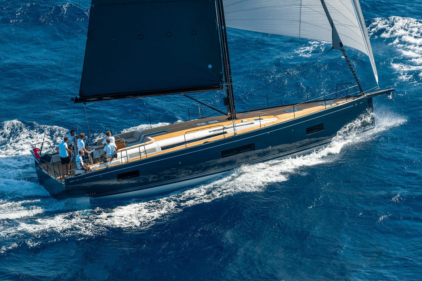 Simpson Marine - First Yacht 53