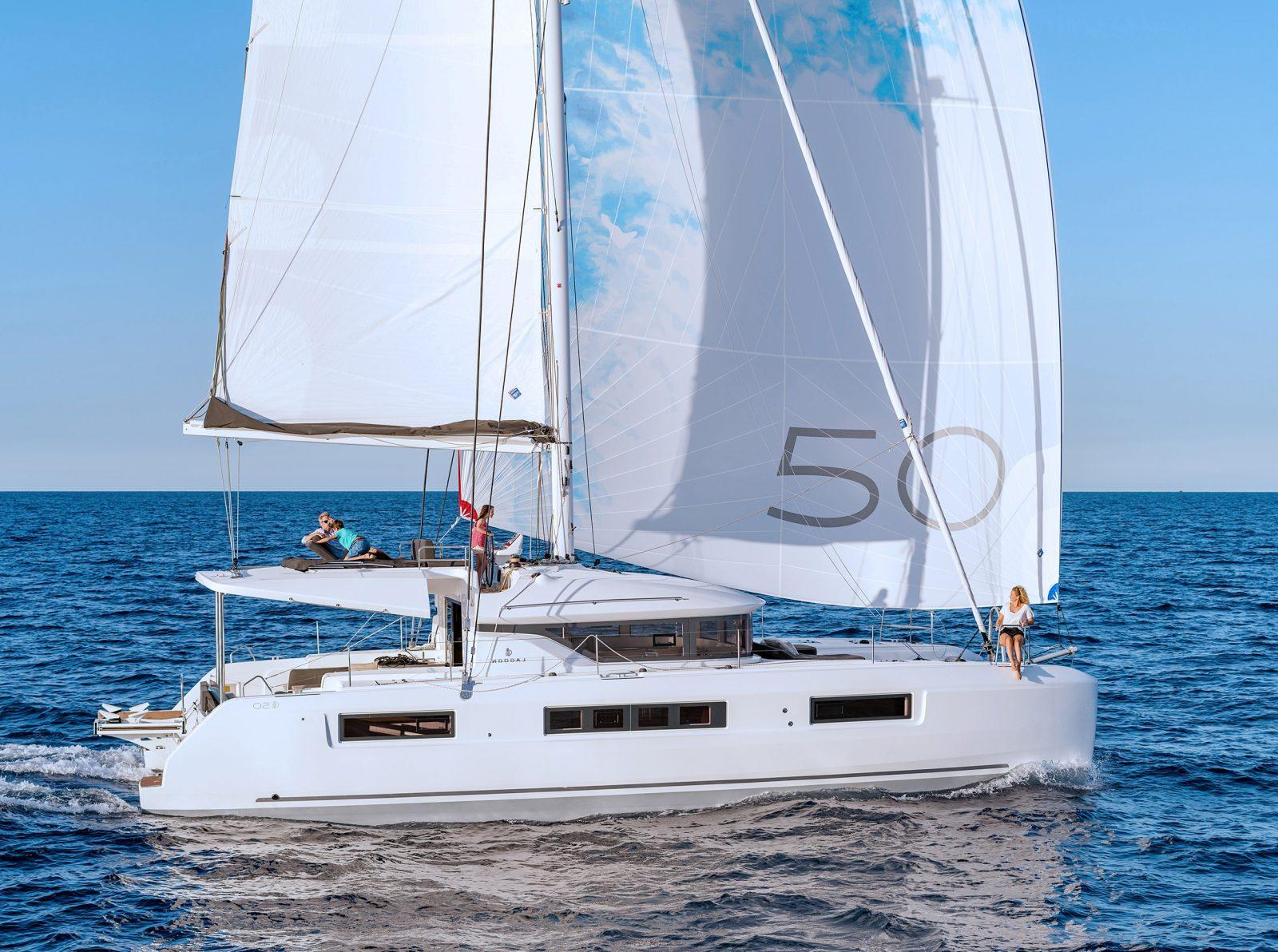 Simpson Marine - Lagoon 50