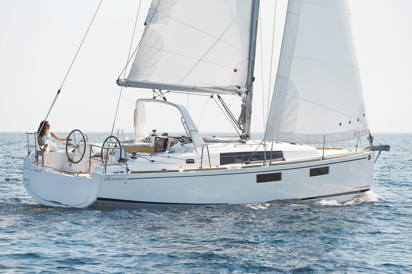 Simpson Marine - Oceanis 35.1