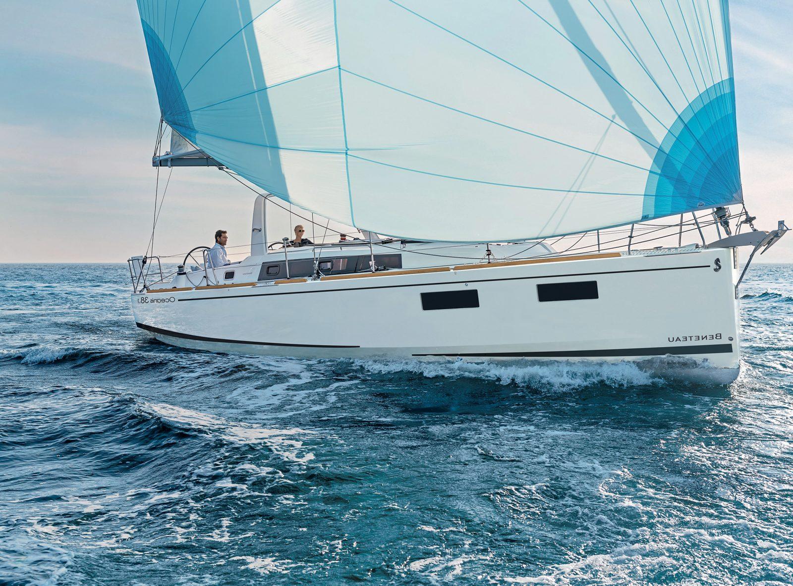 Simpson Marine - Oceanis 38.1