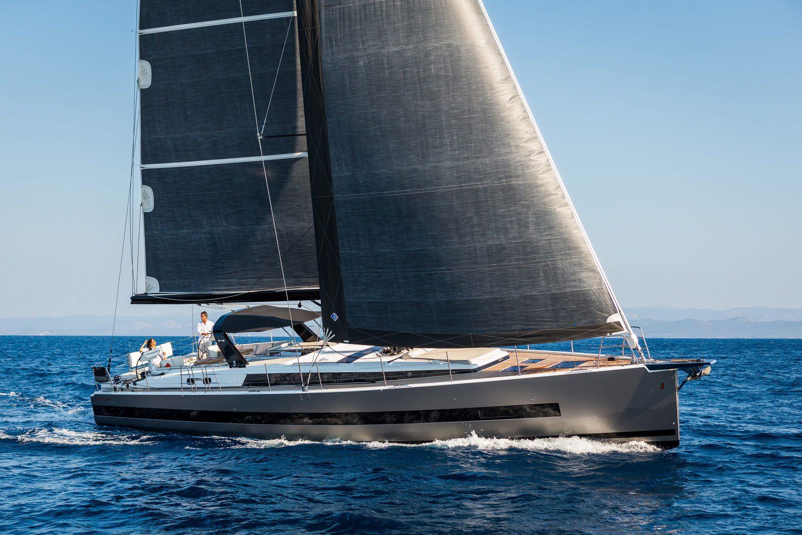 Simpson Marine - Oceanis Yacht 62