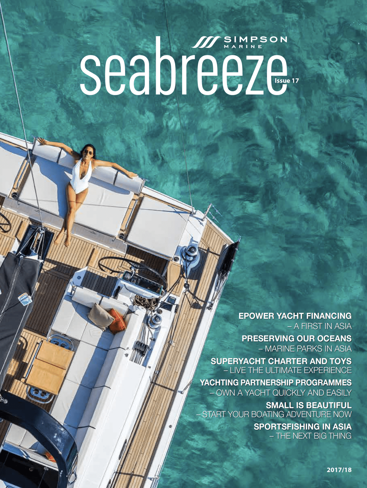 Simpson Marine - Issue 2017/2018