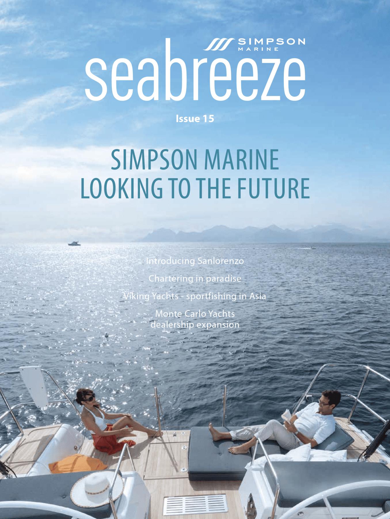 Simpson Marine - 2015/2016 期