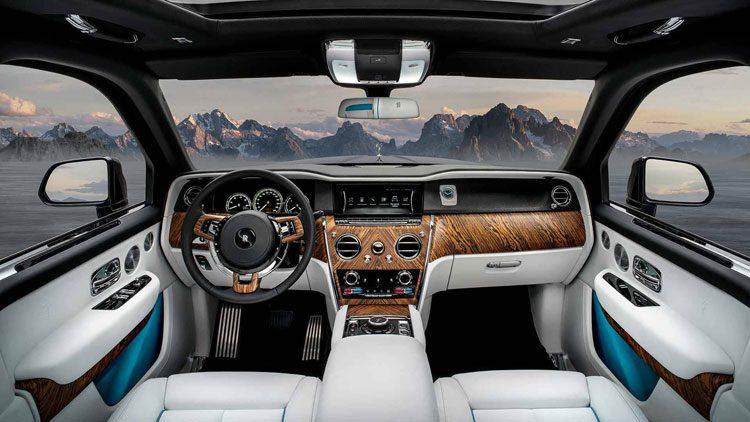 Rolls-Royce, Cullinan