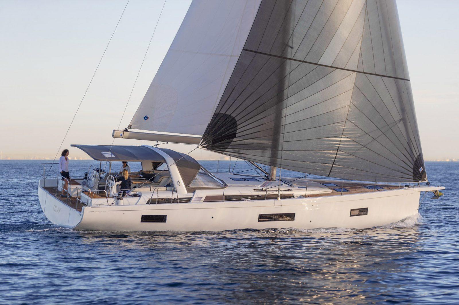 Simpson Marine - Oceanis Yacht 54