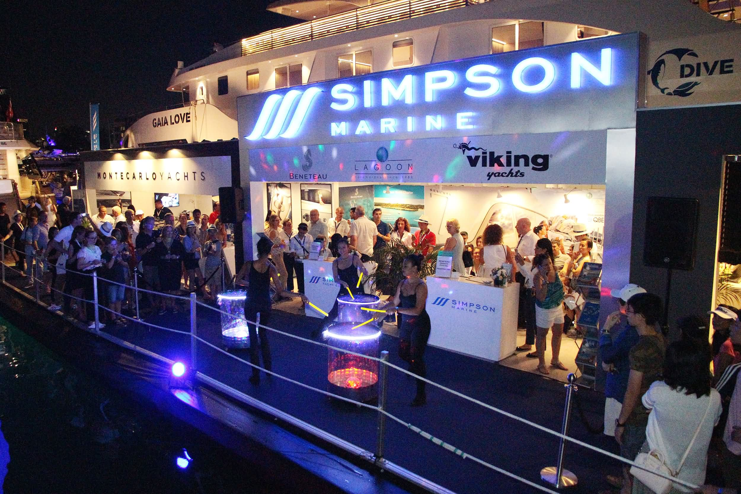 Singapore Yacht Show