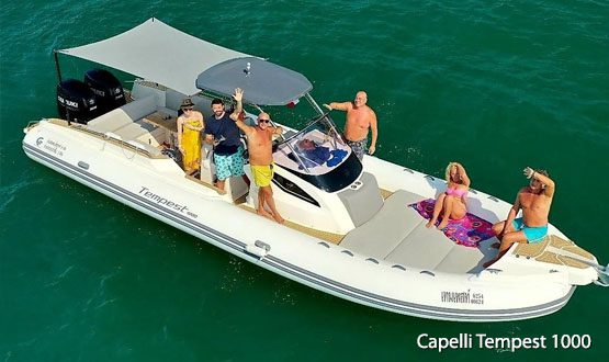 Simpson Marine Summer boat show