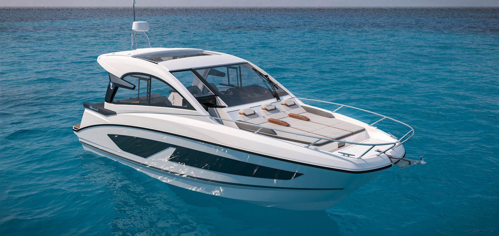 Simpson Marine - Gran Turismo 32 舷外机