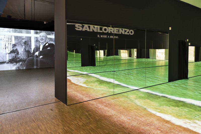 Sanlorenzo_the sea in Milan@La Triennale di Milano