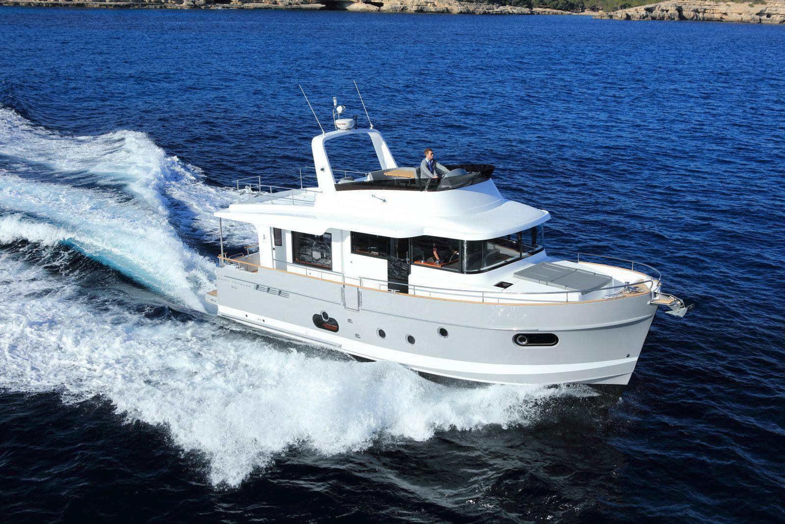Simpson Marine - Swift Trawler 50