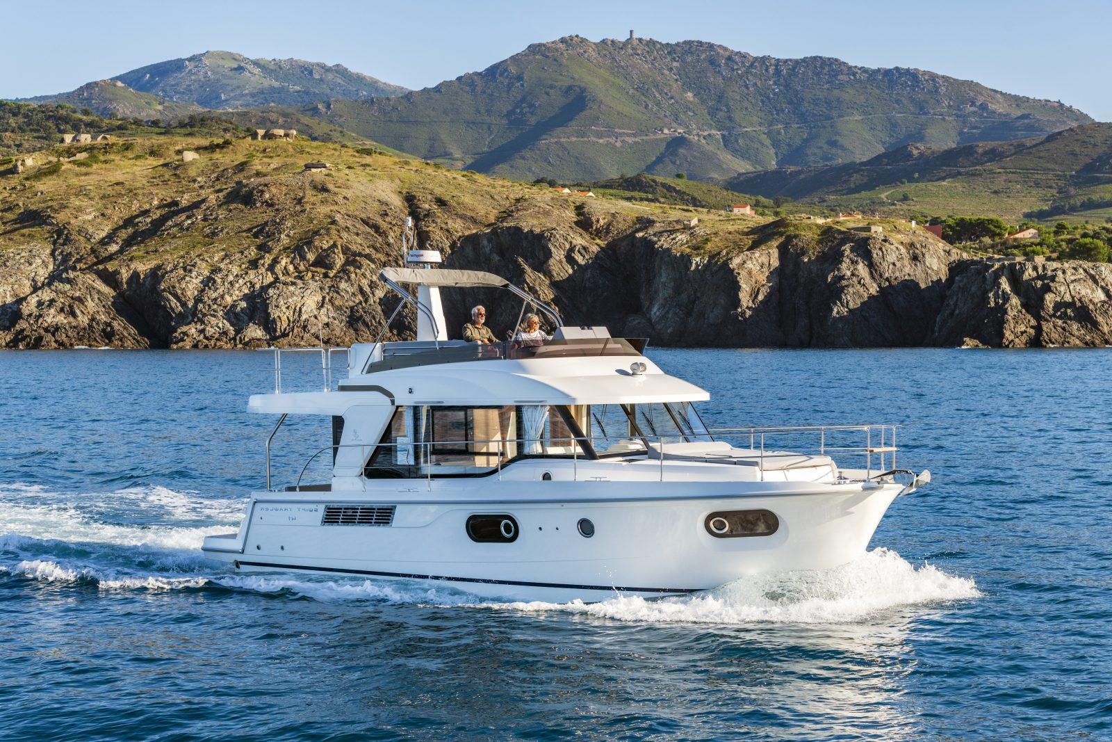 Simpson Marine - Swift Trawler 41 Fly