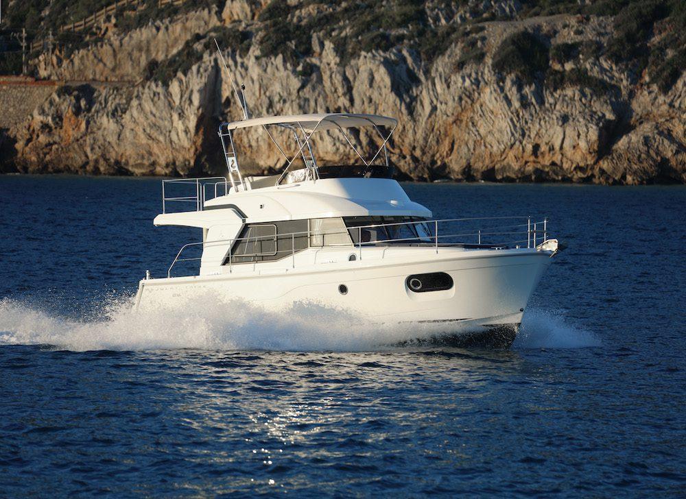Simpson Marine - Swift Trawler 35