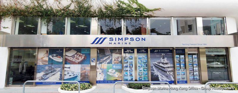 4. Simpson Marine Hong Kong Office - Group Headquarters