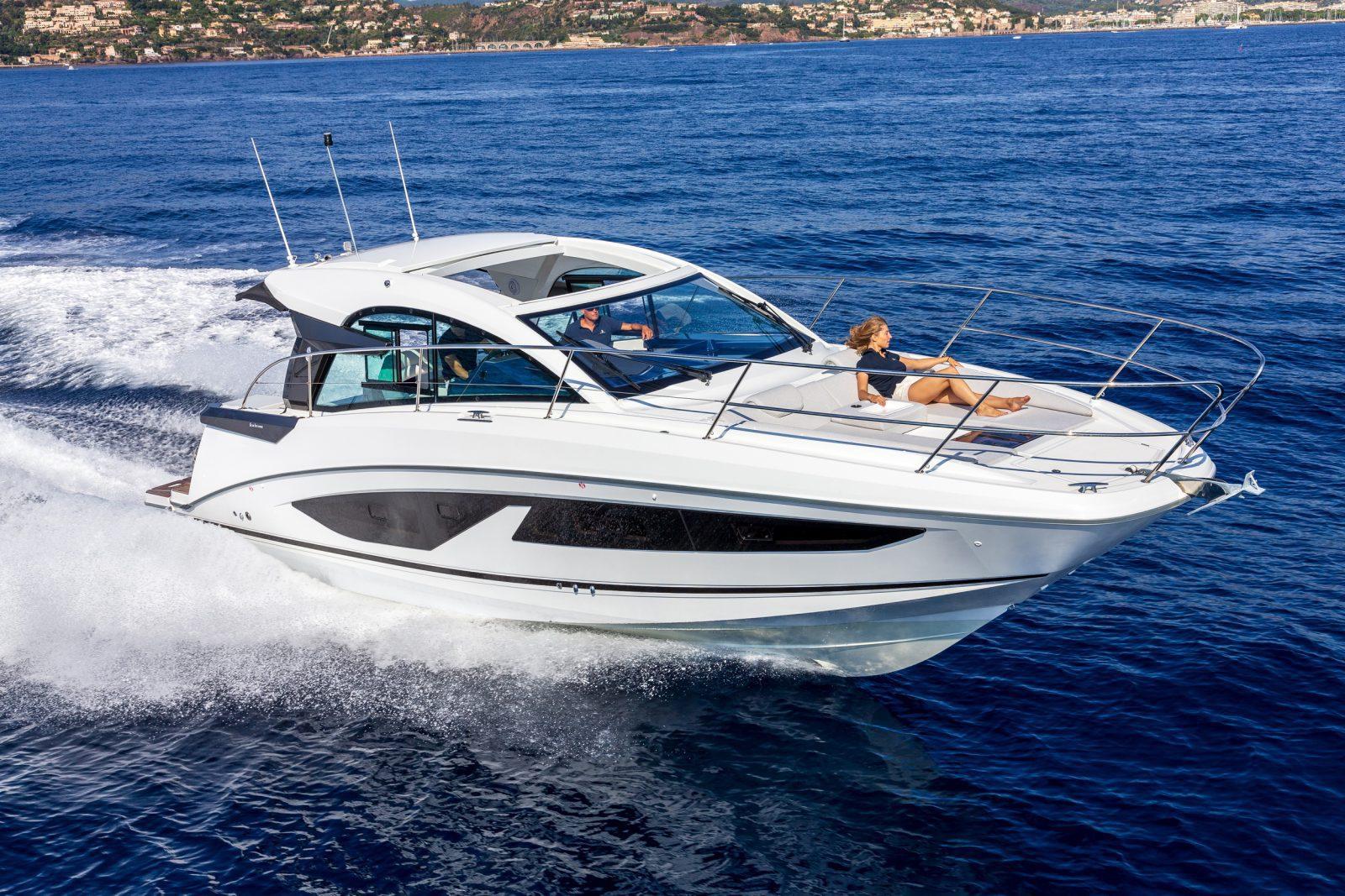 Simpson Marine - GT36