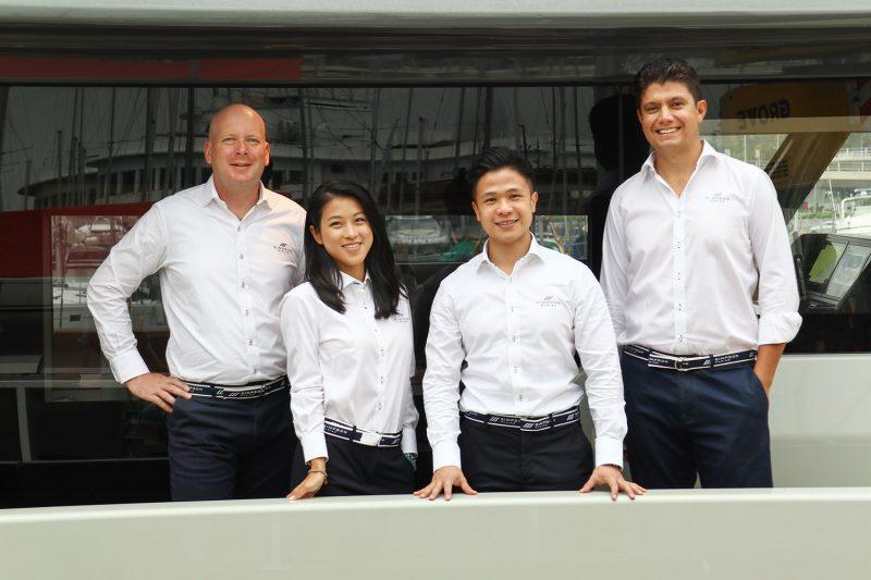 Simpson Marine Hong Kong Team
