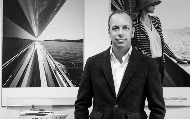 Nick Stratton, Sanlorenzo Asia Sales Manager
