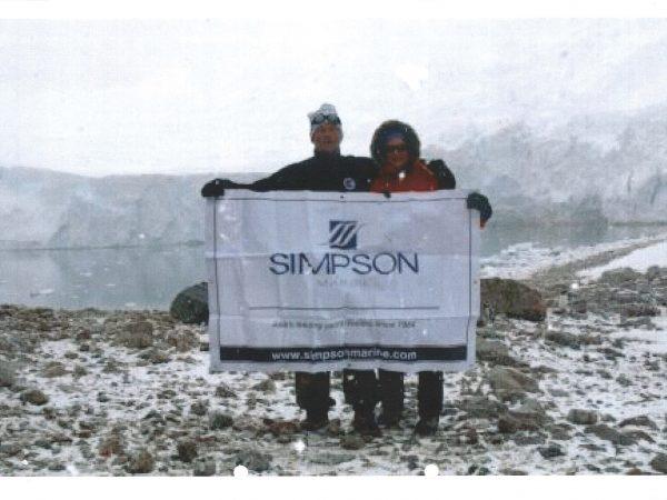 2006 Sponsors trip to South Pole
