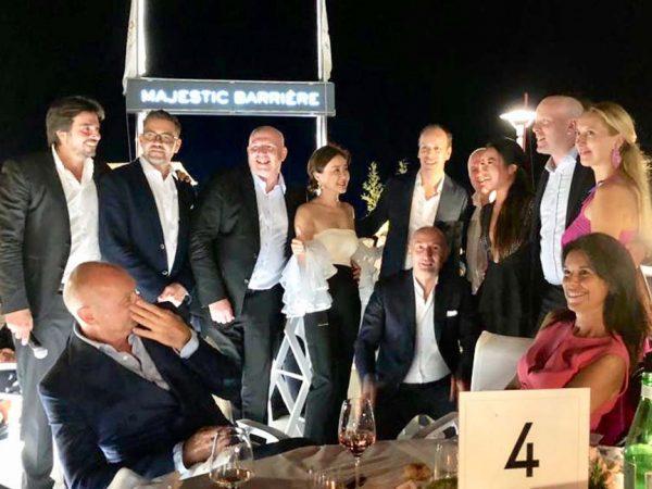 Awarded Sanlorenzo Best Worldwide Yacht Dealer